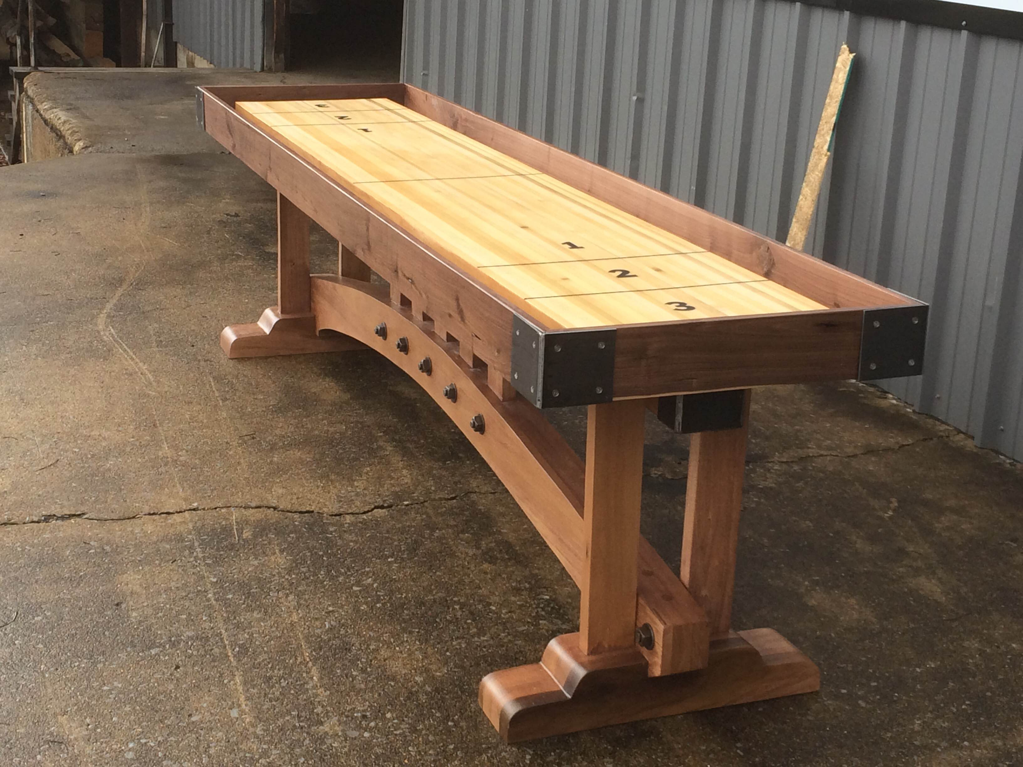 Cherry Live Edge Bench