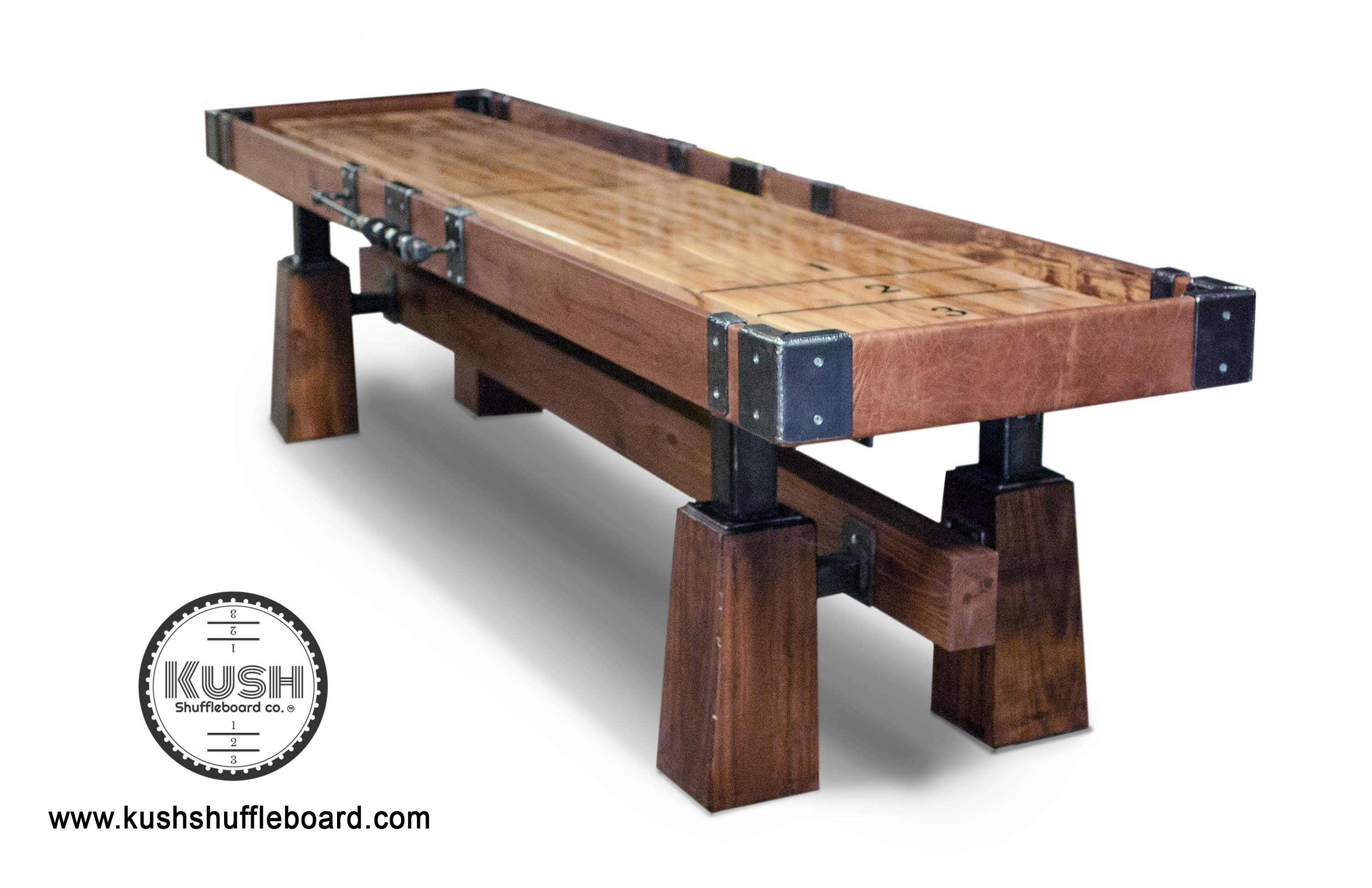 how to keep score playing shuffleboard