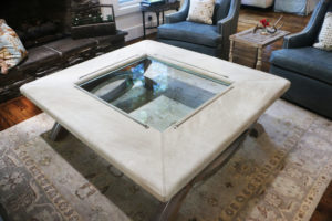 The Reverence Coffee Table by Kush