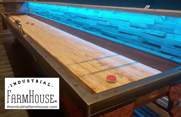 Beautifully Handcrafted Kirsch Shuffleboard Table